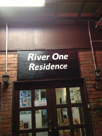 River One Residence: river one