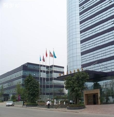 Tianlai Hotel: 门口