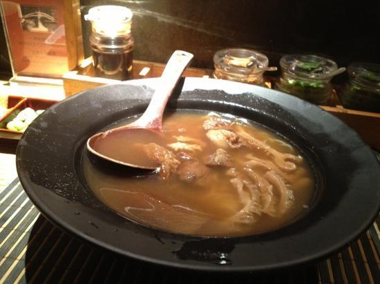 Noodle Bar: 牛肉面