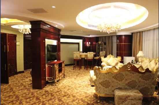 Vienna International Hotel Shenzhen Songgang ShaJiang Road: 总统房