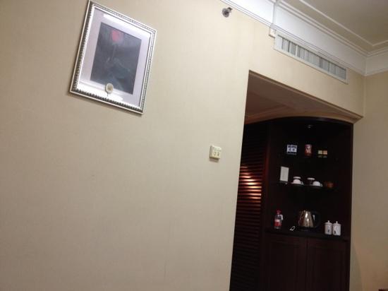Ningxia International Hotel: 屋内
