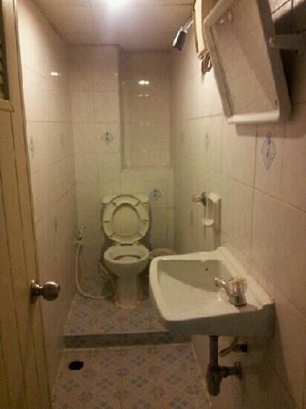 Lucky House: 洗手间