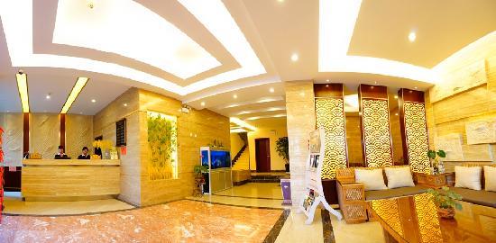 Kunming Chengjian Hotel : 大堂