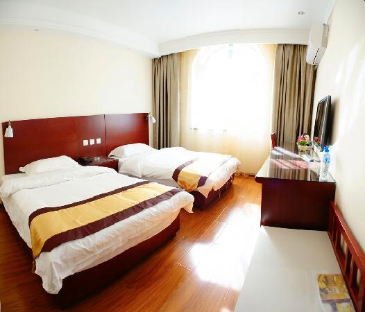 Kunming Chengjian Hotel : 标准间