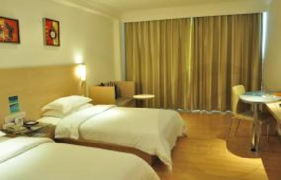 City Comfort Inn (Guilin Beiji Plaza) : 酒店客房