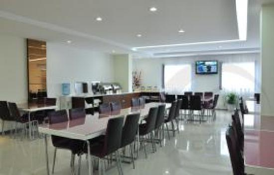 City Comfort Inn (Guilin Beiji Plaza) : 自助餐厅
