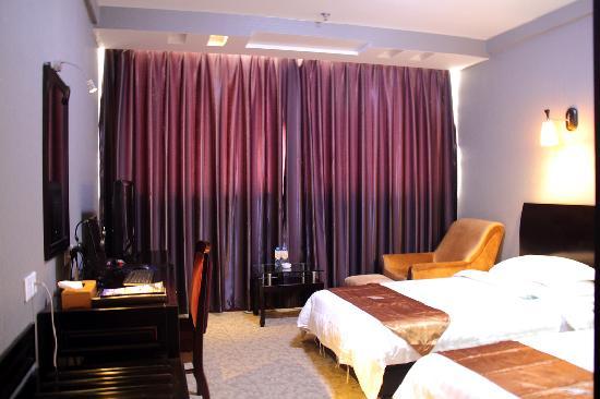 Jinyu International Hotel: 豪华标间