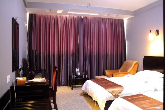 Jinyu International Hotel: 行政客房