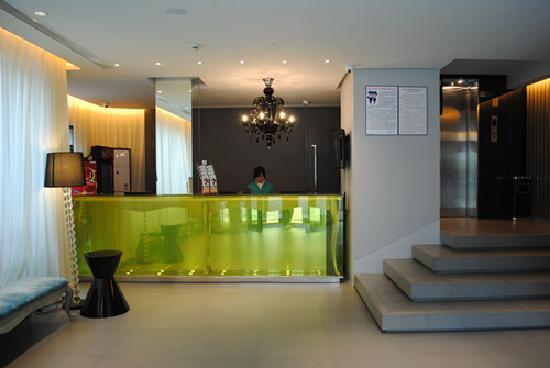 Jinjiang Inn Cixi Coach Station: 大堂