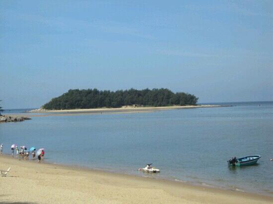 Hailing Island: 很美的海岛