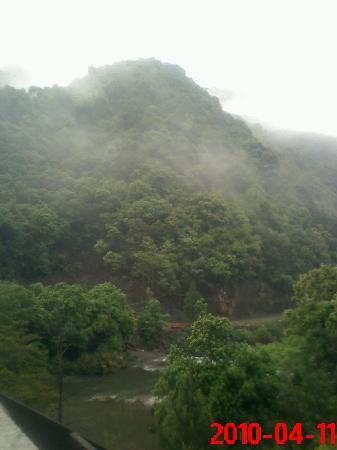 Qingyun Mountain: 瀑布