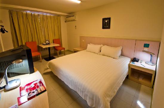 Jinjiang Inn (Nantong Renmin Middle Road): 商务房