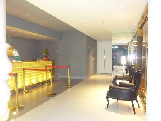 Jinjiang Inn Taizhou Huancheng East Road: 照片描述