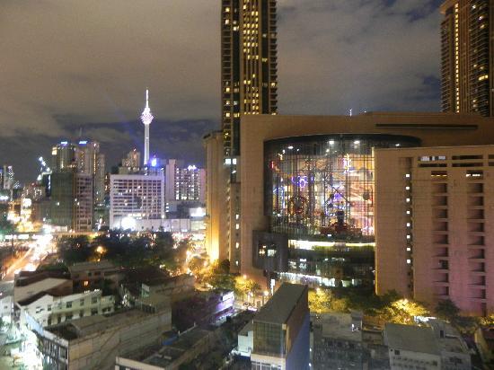 Furama Bukit Bintang: 夜景