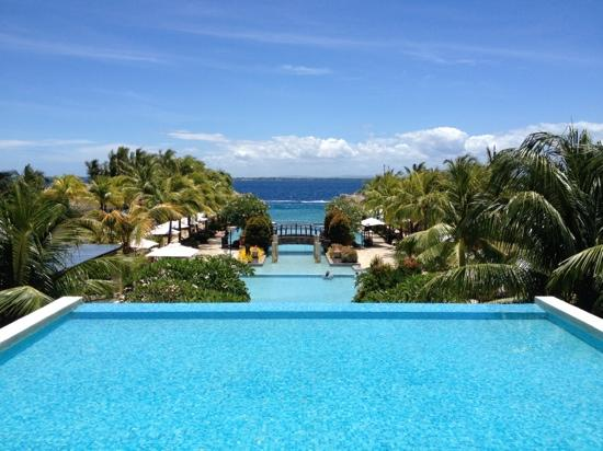 Pool picture of crimson resort and spa mactan lapu for Best hotels in nice