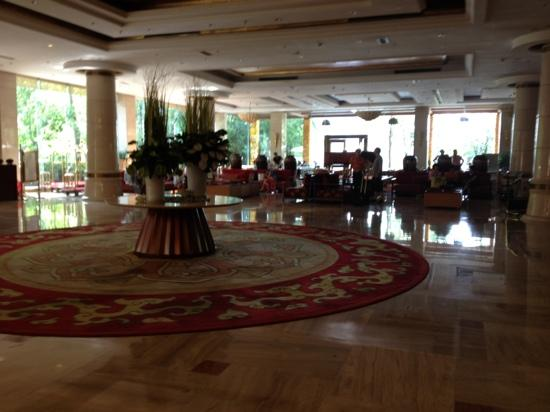 Hongzhu Shan Hotel : 大堂
