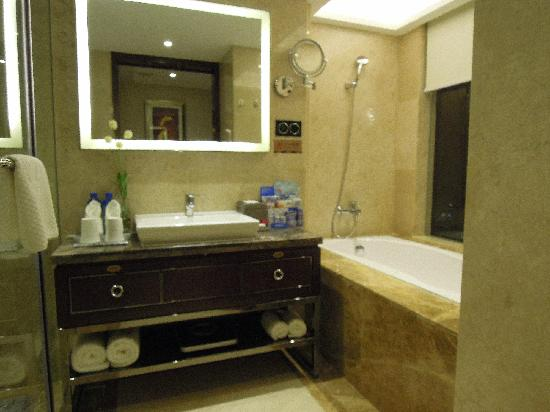 Maoming International Hotel: 洗手池(茂名国际大酒店)