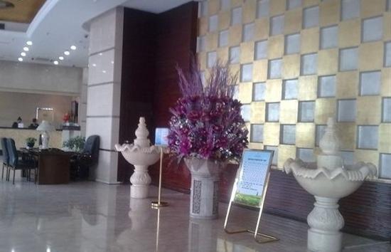 Crystal Island Hotel : 大堂
