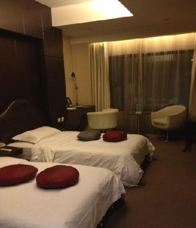 La Seine Art Hotel: 房间