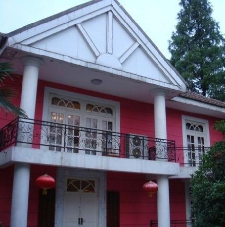 Changning Palace Villa: 环境