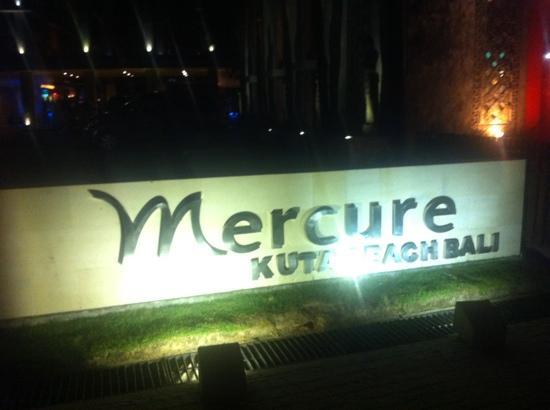 Mercure Kuta Bali: 外观