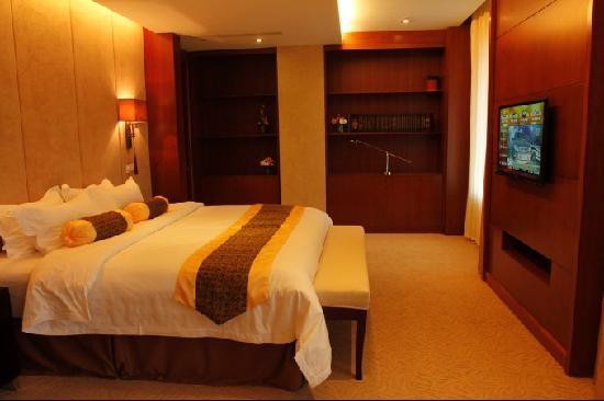 Kaixing Holiday Hotel: 豪华套房