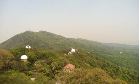 Purple Mountain (Zijin Shan): 紫金山上的天文台