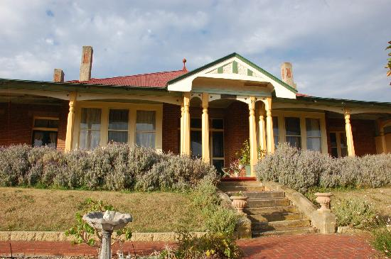 Orana House Heritage Bed & Breakfast: 外观
