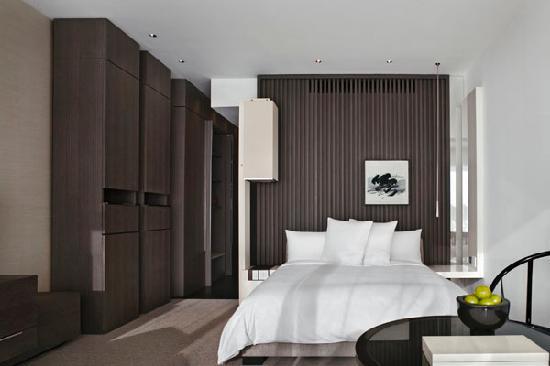 Park Hyatt Shanghai: 柏悦客房Park Room (55-60m2)