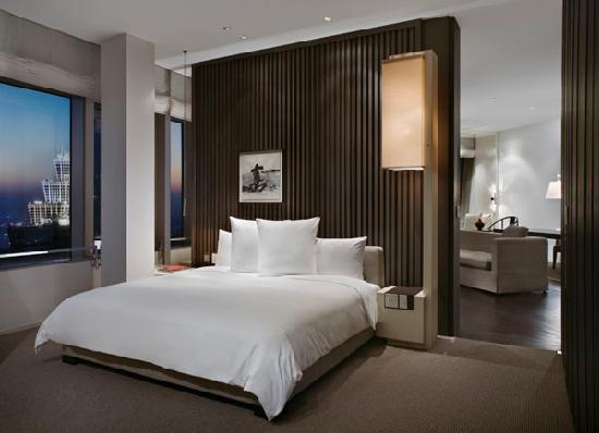 โรงแรมพาร์ค ไฮแอท เซี่ยงไฮ้: 柏悦套房Park Suite (130m2)