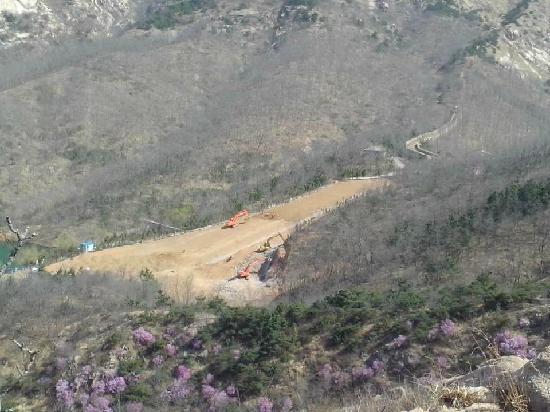 Xiaozhushan Forest Park : zhushanyijiao