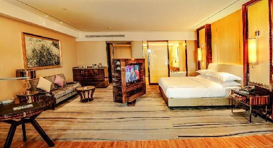 Shuguang Bozun Hotel: 行政豪华大床房