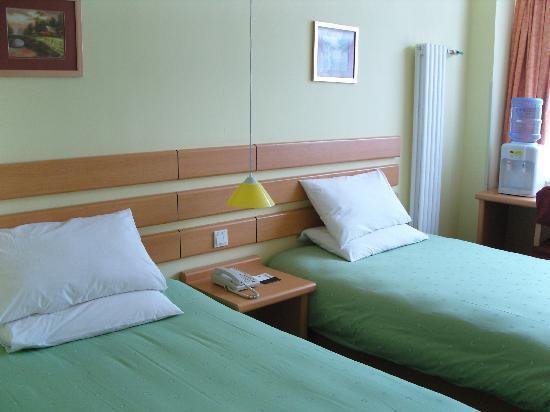 Home Inn (Tianjin Jinwei Road): 标准双人房