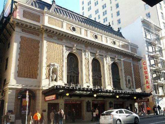 SHN Curran Theatre