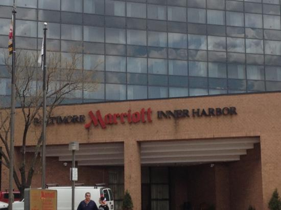 Baltimore Marriott Inner Harbor at Camden Yards: Marriott