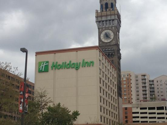 Holiday Inn Baltimore-Inner Harbor: holiday inn