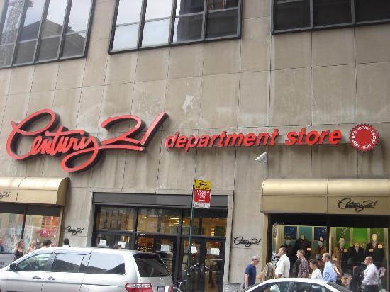 Century 21 : store