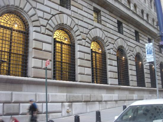 Federal Reserve Bank of New York: bank