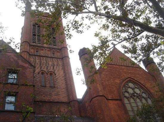 General Theological Seminary: 学院