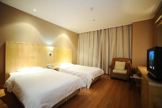 Super 8 Hotel Wuhan Zhongshan Park Xin Hua Lu