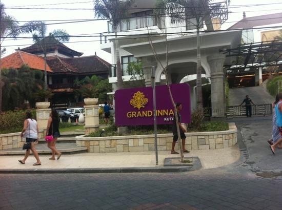 Grand Inna Kuta: 外观