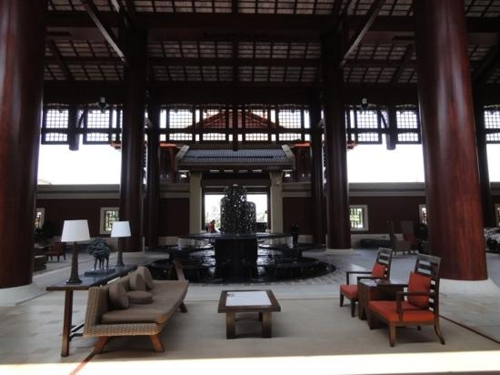 The Ritz-Carlton Sanya, Yalong Bay: 金茂三亚丽思卡尔顿酒店