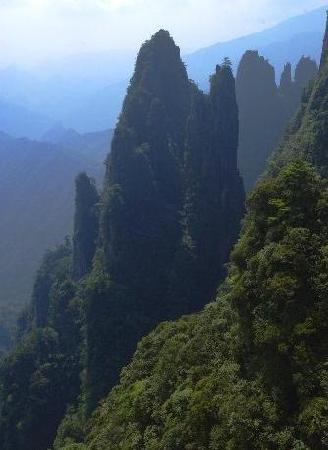 株洲天台山公园
