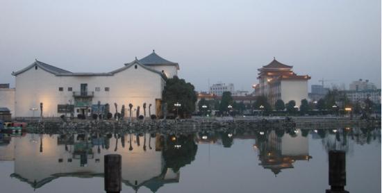 Zhuzhou Cultural Park : 株洲文化园