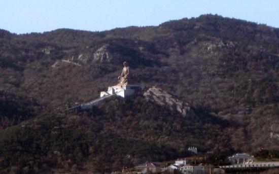 Shidao Chishan Scenic Resort: 石岛赤山景区
