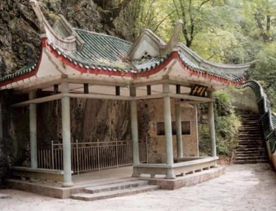 Suxian Ridge Sanjue Monument