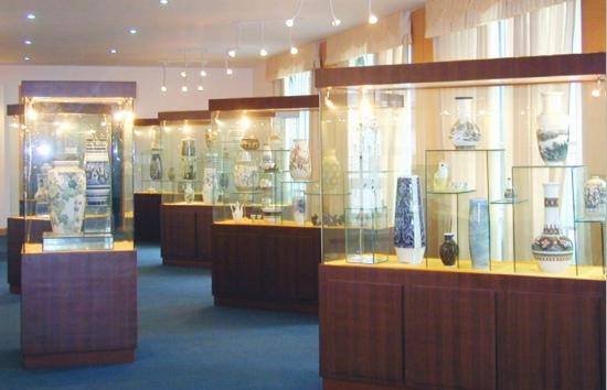 Hunan Ceramic Exhibition Hall