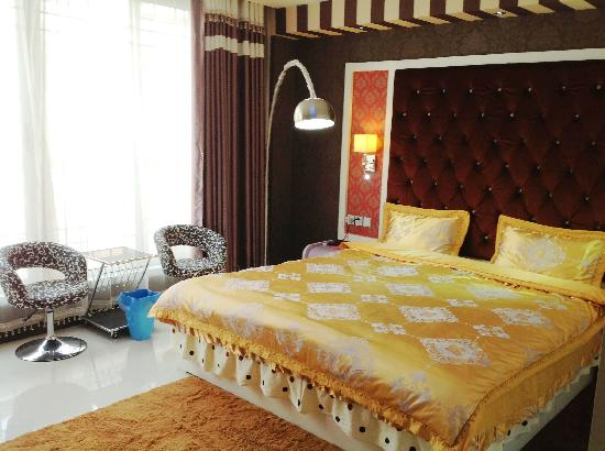 Yuanlin Hotel Qufu : 豪华套房