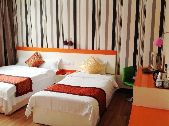Yuanlin Hotel Qufu : 家庭房B