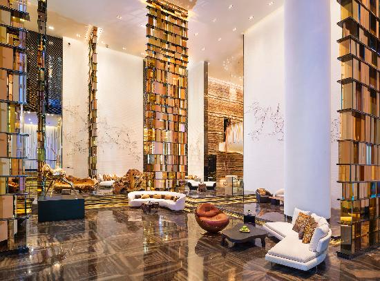 W Guangzhou: Living Room